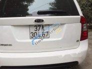 Bán xe Kia Carens đời 2016, màu trắng số sàn giá 450 triệu tại Nghệ An