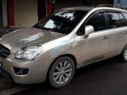 Gia đình cần bán Kia Carens đời 2011, bản đủ, máy 2.0,cửa nóc, màu vàng cát giá 283 triệu tại Hà Nội