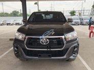 Bán Toyota Hilux 2.4 AT (4X2) đời 2019, màu xám (ghi), nhập khẩu nguyên chiếc giá 695 triệu tại Tp.HCM