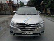 Cần bán lại xe Toyota Innova 2.0E đời 2015, màu bạc, 545tr giá 545 triệu tại Hà Nội