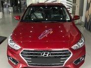 Cần bán Hyundai Accent 1.4 AT, màu đỏ giao ngay, giá tốt giá 519 triệu tại Tp.HCM