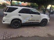 Bán xe Toyota Fortuner TRD Sportivo 4x2 AT sản xuất 2015, màu trắng, số tự động giá 855 triệu tại Hà Nội