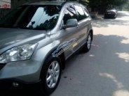 Cần bán Honda CR V 2.4AT đời 2010, màu xám giá 555 triệu tại Hà Nội