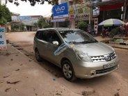 Bán Nissan Grand livina 1.8 MT đời 2011, màu bạc, 260tr giá 260 triệu tại Bắc Giang