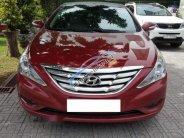 Bán xe Hyundai Sonata 2.0AT sản xuất năm 2011, màu đỏ, xe nhập, 546 triệu giá 546 triệu tại Tp.HCM