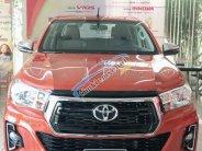 Bán ô tô Toyota Hilux đời 2018, màu cam, nhập khẩu, xe giao ngay, giá tốt nhất miền Nam giá 695 triệu tại Tp.HCM