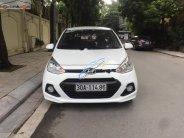 Bán Hyundai Grand i10 1.0 MT 2015, màu trắng, xe nhập, số sàn giá 295 triệu tại Hà Nội