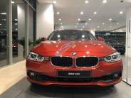 Cần bán BMW 320i sản xuất 2018, màu cam, nhập khẩu 100%, giá tốt, khuyến mãi nhiều nhất giá 1 tỷ 300 tr tại Tp.HCM