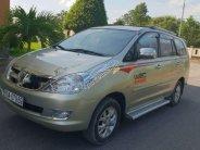 Gia đình bán Toyota Innova 2.0G sản xuất 2007, màu vàng cát giá 368 triệu tại Đồng Tháp
