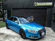 Bán ô tô Audi A6 đời 2008, màu xanh lam, xe nhập như mới giá 690 triệu tại Tp.HCM