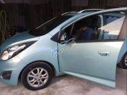Bán Chevrolet Spark LTZ sản xuất năm 2015, màu xanh  giá 290 triệu tại Hà Nội
