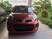 Cần bán xe Kia Morning S AT sản xuất 2018, màu đỏ giá 393 triệu tại Nam Định