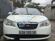 Cần bán Hyundai Elantra sản xuất năm 2008, màu trắng, nhập khẩu giá 199 triệu tại Đà Nẵng