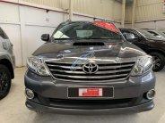 Cần bán xe Toyota Fortuner G năm 2014, màu xám (ghi), gía thương lượng giá 850 triệu tại Tp.HCM