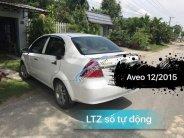 Bán Chevrolet Aveo sản xuất 2015, màu trắng giá 325 triệu tại Kiên Giang