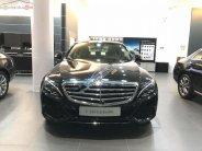 Bán xe Mercedes C250 Exclusive đời 2018, màu đen giá 1 tỷ 729 tr tại Tp.HCM