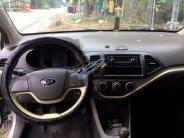 Cần bán lại xe Kia Morning 2015, màu bạc, chính chủ giá 265 triệu tại Hà Nội