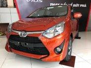 Bán Toyota Wigo nhận xe ngay trước tết, giá tốt nhất miền Nam, màu cam, nhập khẩu giá 345 triệu tại Tp.HCM