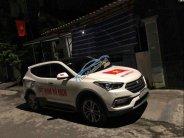 Chính chủ bán ô tô Hyundai Santa Fe năm 2017, màu trắng giá 1 tỷ 50 tr tại Hà Nội
