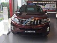 Bán ô tô Kia Sorento 2.4AT đời 2018, màu đỏ giá cạnh tranh giá 799 triệu tại Hà Nội