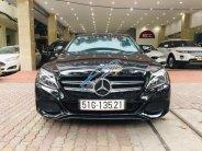 Bán Mercedes C200 2016, màu đen, nội thất kem cực đẹp giá 1 tỷ 250 tr tại Hà Nội