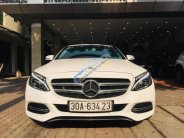 Bán Mercedes C200 2015, màu trắng cực mới giá 1 tỷ 180 tr tại Hà Nội