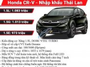[Đồng Nai] Chinh phục mọi nẻo đường cùng chiếc SUV đang hot hiện nay - Honda CRV giá 973 triệu tại Đồng Nai