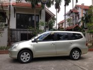 Bán xe Nissan Grand livina 1.8MT sản xuất 2011, màu bạc, chính chủ giá 285 triệu tại Hà Nội