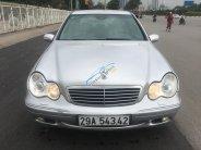 Bán xe Mercedes-Benz C class năm 2004 màu bạc, giá chỉ 225 triệu giá 225 triệu tại Hà Nội