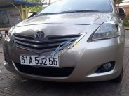 Cần bán gấp Toyota Vios 1.5 MT đời 2011, màu vàng số sàn giá 335 triệu tại Bình Phước