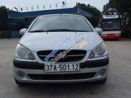 Bán ô tô Hyundai Getz năm sản xuất 2009, màu bạc, nhập khẩu nguyên chiếc chính chủ, giá chỉ 187 triệu giá 187 triệu tại Nghệ An