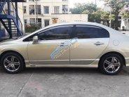 Cần bán xe Civic 2008, số tự động, màu vàng cát, nhà xài kỹ zin đẹp giá 348 triệu tại Tp.HCM