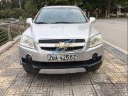 Cần bán xe Chevrolet Captiva 2008, màu bạc số sàn giá 298 triệu tại Hà Nội