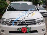 Bán Toyota Fortuner 2009, màu trắng   giá 480 triệu tại Đà Nẵng