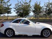 Cần bán gấp Mercedes SLK 280 đời 2007, màu trắng, nhập khẩu nguyên chiếc xe gia đình giá 770 triệu tại Đà Nẵng