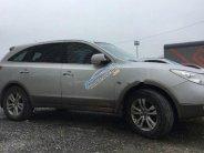 Bán xe Hyundai Veracruz 2009 màu ghi, xe nhập khẩu, số tự động 6 cấp giá 635 triệu tại Hà Nội