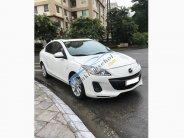 Cần bán Mazda 3S AT model 2015, màu trắng giá 515 triệu tại Tp.HCM