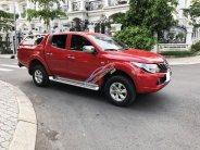 Bán xe Mitsubishi Triton số sàn 2018 máy dầu màu đỏ giá 517 triệu tại Tp.HCM