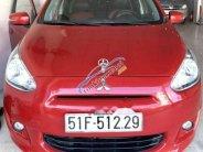 Cần bán gấp Mitsubishi Mirage sản xuất năm 2015, màu đỏ giá 355 triệu tại Hà Nội