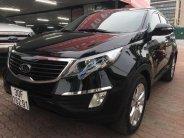 Bán Kia Sportage 2.0 AT sản xuất năm 2011, màu đen, nhập khẩu nguyên chiếc giá 568 triệu tại Hà Nội