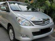 Bán Toyota Innova đời 2010, màu bạc, nhập khẩu nguyên chiếc giá 420 triệu tại Tp.HCM