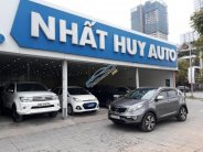 Bán Kia Sportage 2.0AT đời 2010, màu xám (ghi), xe nhập giá 555 triệu tại Hà Nội