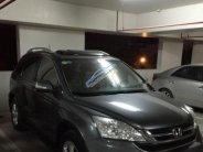 Cần bán Honda CR V 2.4 AT đời 2010, màu xám, xe đẹp  giá 525 triệu tại Hà Nội