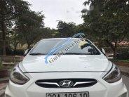Bán Hyundai Accent 1.4AT năm 2014, màu trắng, nhập khẩu   giá 458 triệu tại Hà Nội