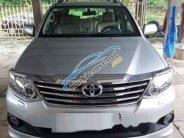 Bán Toyota Fortuner năm sản xuất 2011, màu bạc, nhập khẩu  giá 690 triệu tại Đà Nẵng