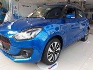 Cần bán Suzuki Swift 2018, màu xanh, đưa trước 140 triệu để sở hữu giá 549 triệu tại Tp.HCM
