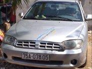 Bán xe Kia Spectra Ls máy 1.6 tiết kiệm xăng - tình trạng xe đang chạy bình thường giá 118 triệu tại Tp.HCM