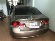 Bán xe Honda Civic 2008, màu vàng, chính chủ, giá tốt giá 350 triệu tại Tp.HCM