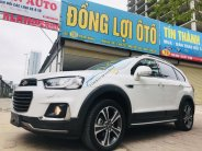 Bán Chevrolet Captiva Revv sản xuất 2016 màu trắng, giá tốt giá 715 triệu tại Hà Nội