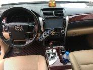 Bán Toyota Camry đời 2013, màu đen, chính chủ giá 755 triệu tại Hà Nội